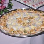 Tortalete frango defumado Panquequinha de franco